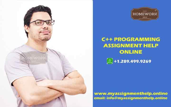 C++ assignment help online