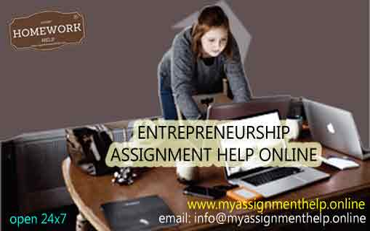 entrepreneurship assignment help online