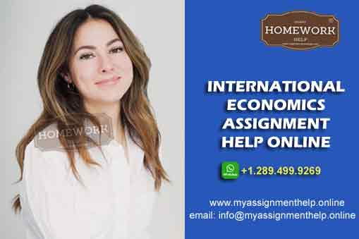 international economics assignment help online
