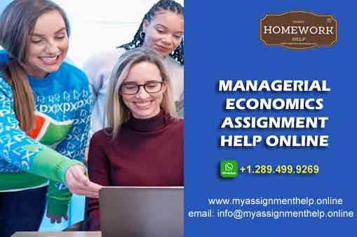 managerial economics assignment help online