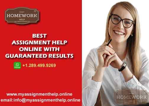my assignment help online