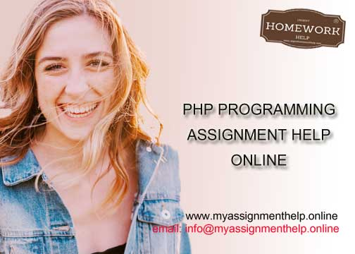 PHP programming assignment help online