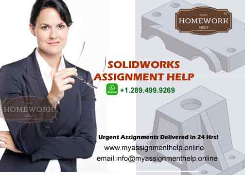 Solidworks assignment help online